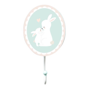 wand haakje little bunnies mimirella